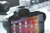 Samsung Galaxy NX hands-on - Image 6 of 7